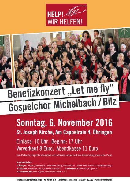 Zeitgeist öhringen help gospelchor